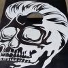Skull Rockabilly